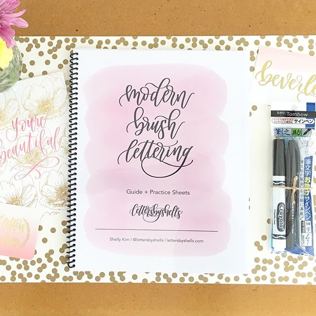 Super excited to host Modern Brush Lettering with a new instructor, @lettersbyshells on Saturday, March 3! Mark your calendars and sign up at Shelly's website! #modernbrushlettering #ocworkshops #letteringworkshop #brushlettering