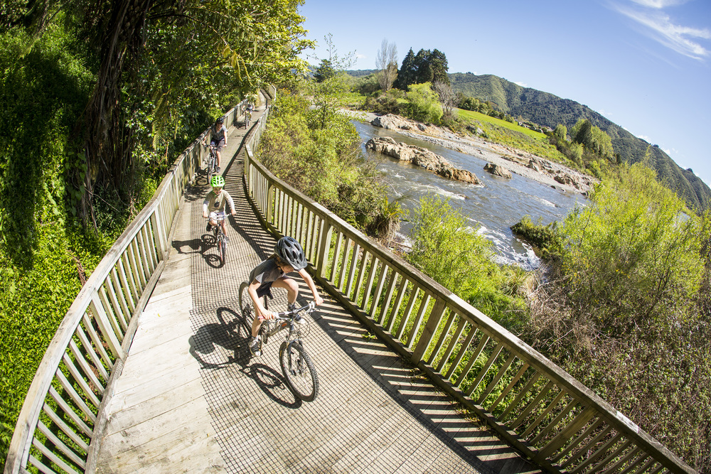 Rimutaka Cycle Trail | Photography: Caleb Smith