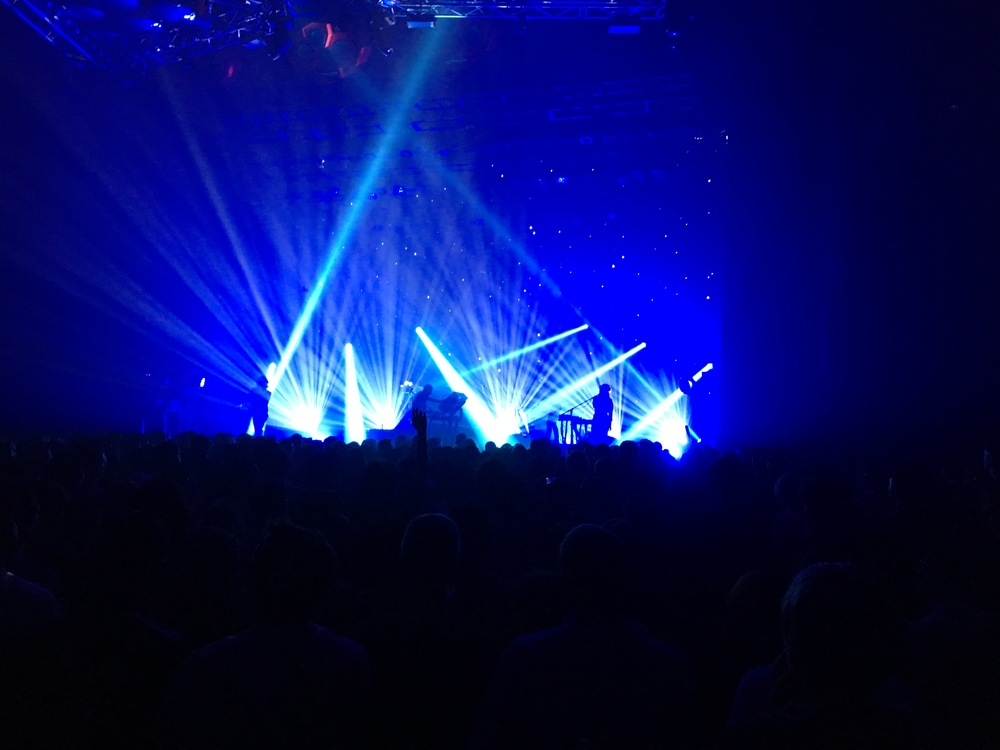 M83 LIVE in Tokyo