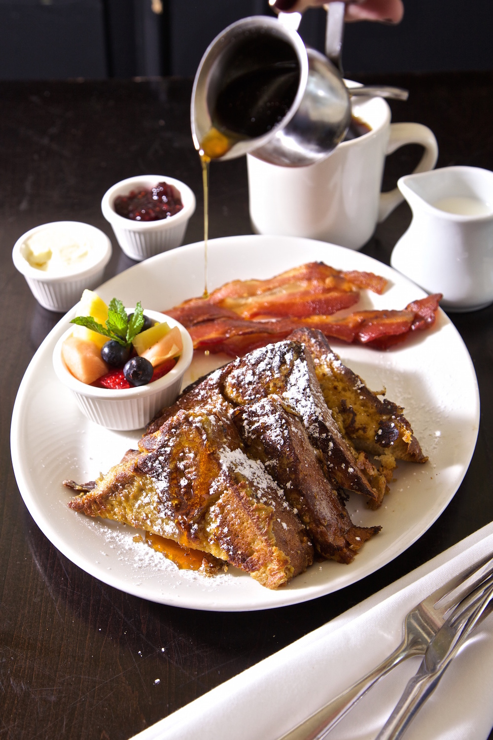 Ruby's Oyster Bar French Toast