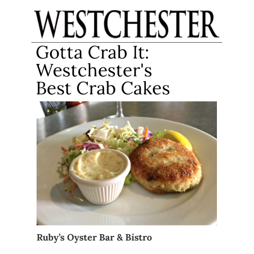 Ruby's Oyster Bar Westchester's Best Crab Cakes
