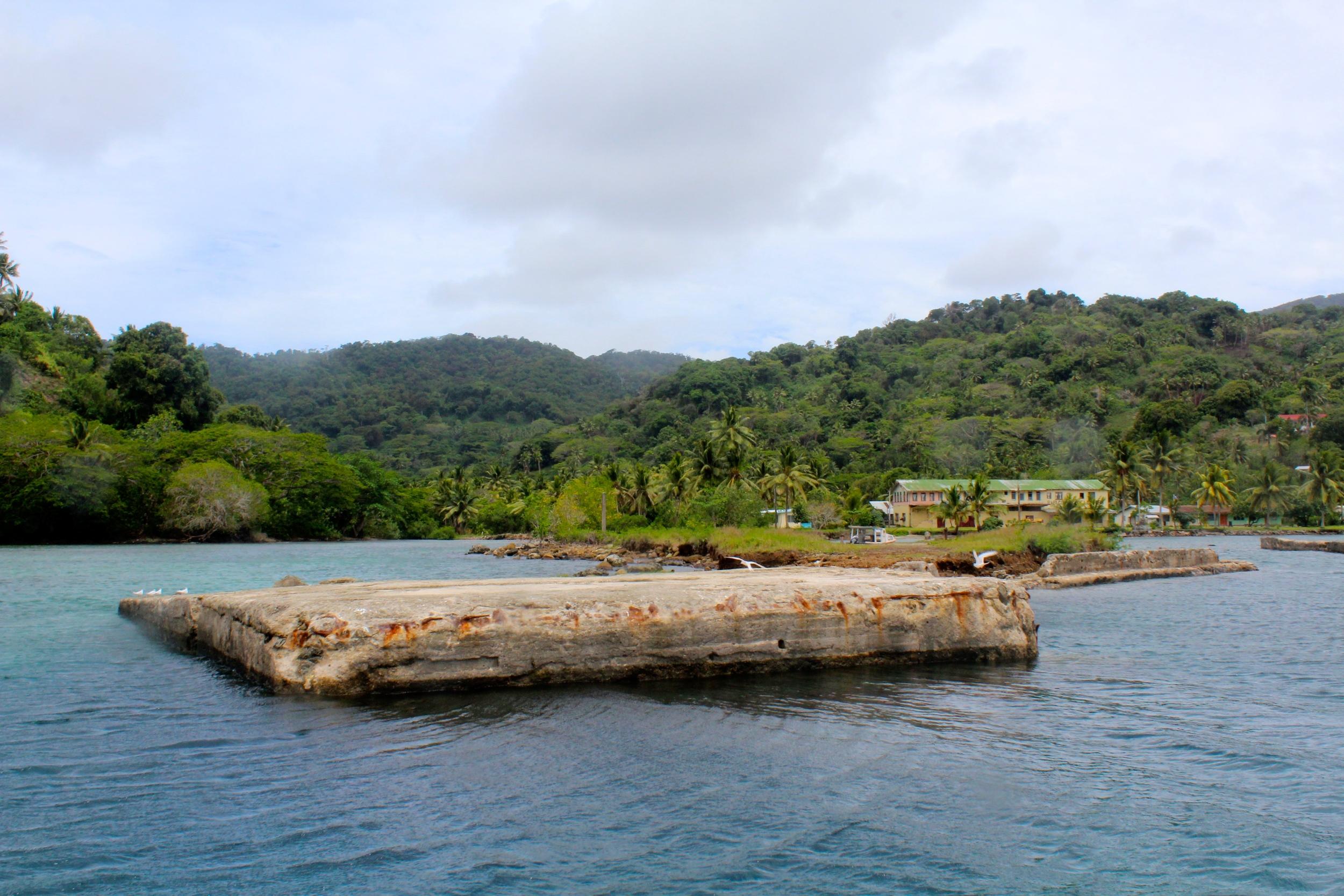 Rabi jetty