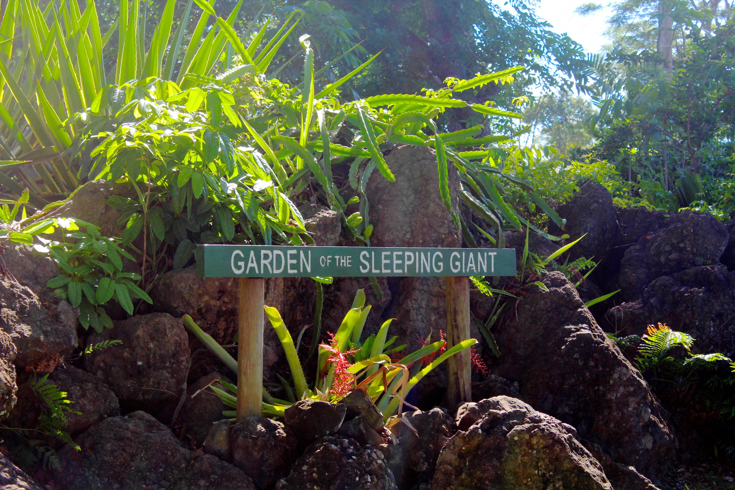 Garden of the Sleeping Giant