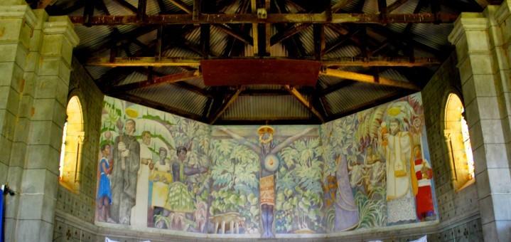Jean Charlot mural