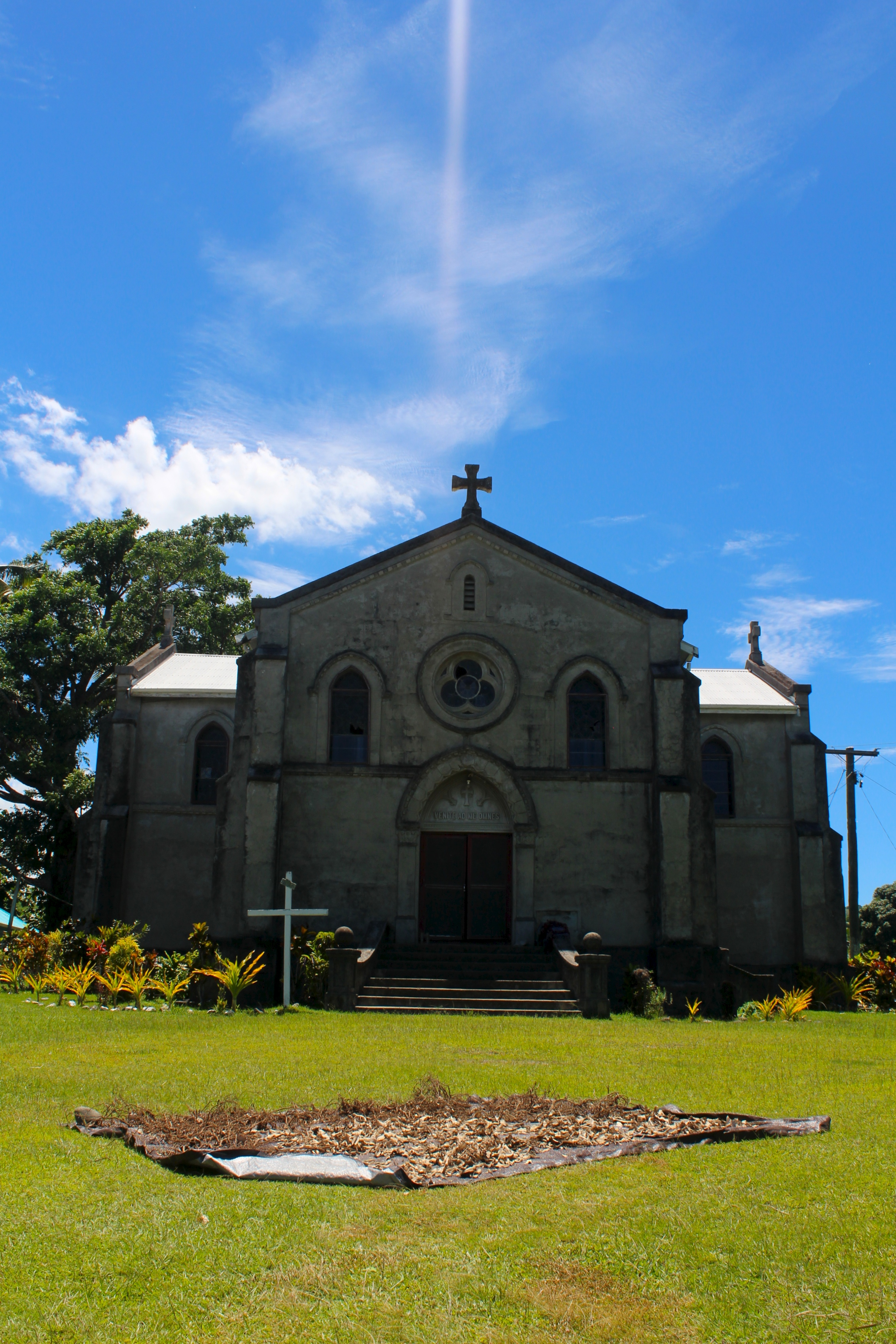 St. Francis Xavier's Catholic Mission Catherdral