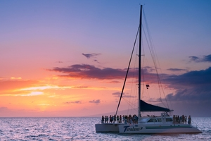 Image result for sunset catamaran cruise