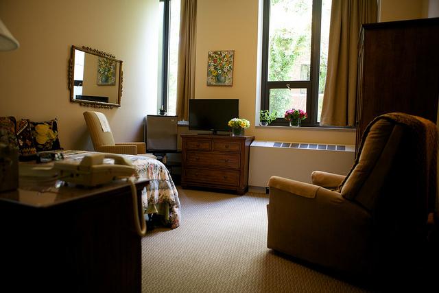 Home-like setting apartments