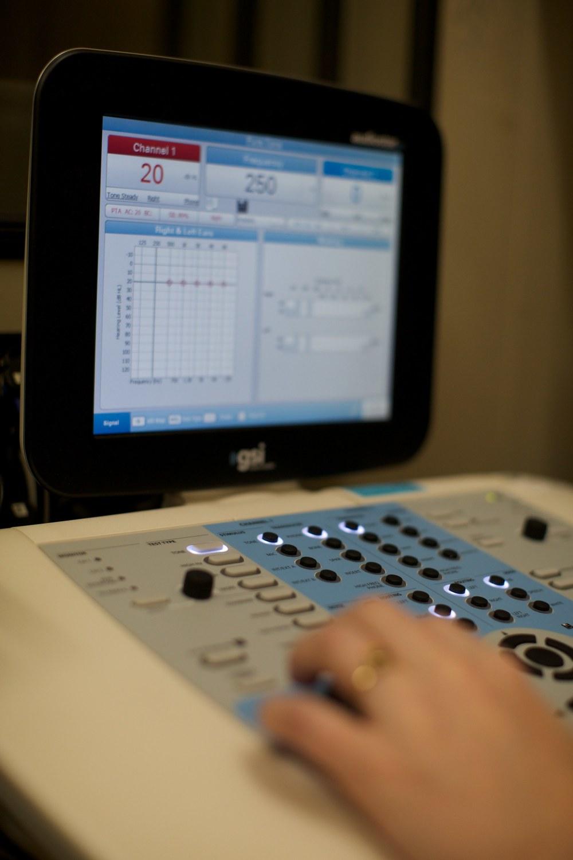Advanced hearing tests