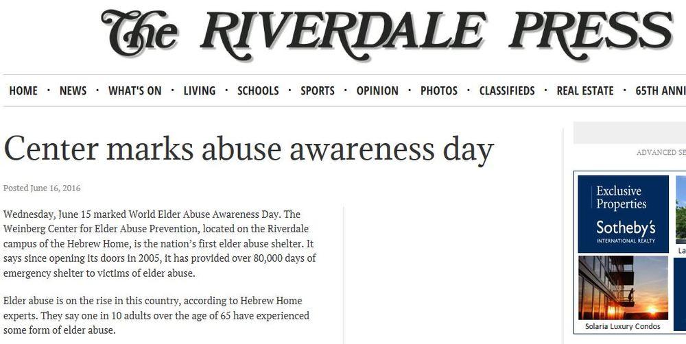 Center-Marks-Abuse-Awareness-Day