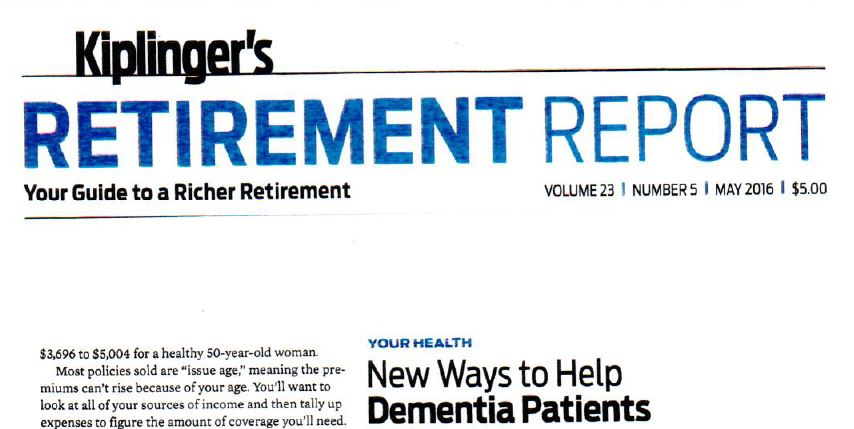 Retirement Report