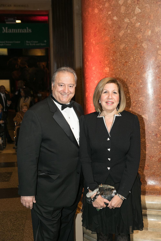 Paul Montclare and Lauren Wachtler