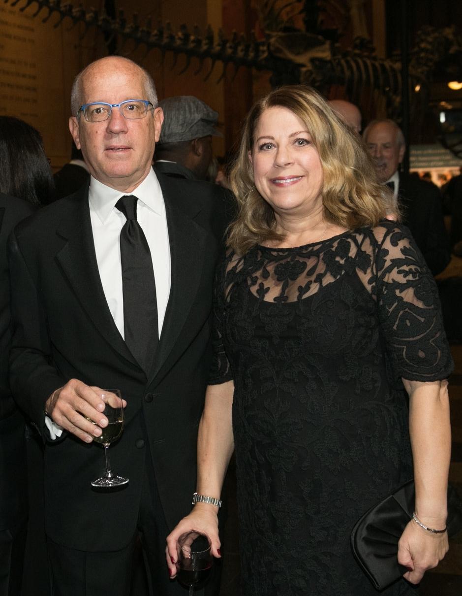 Joel and Susan Hollander