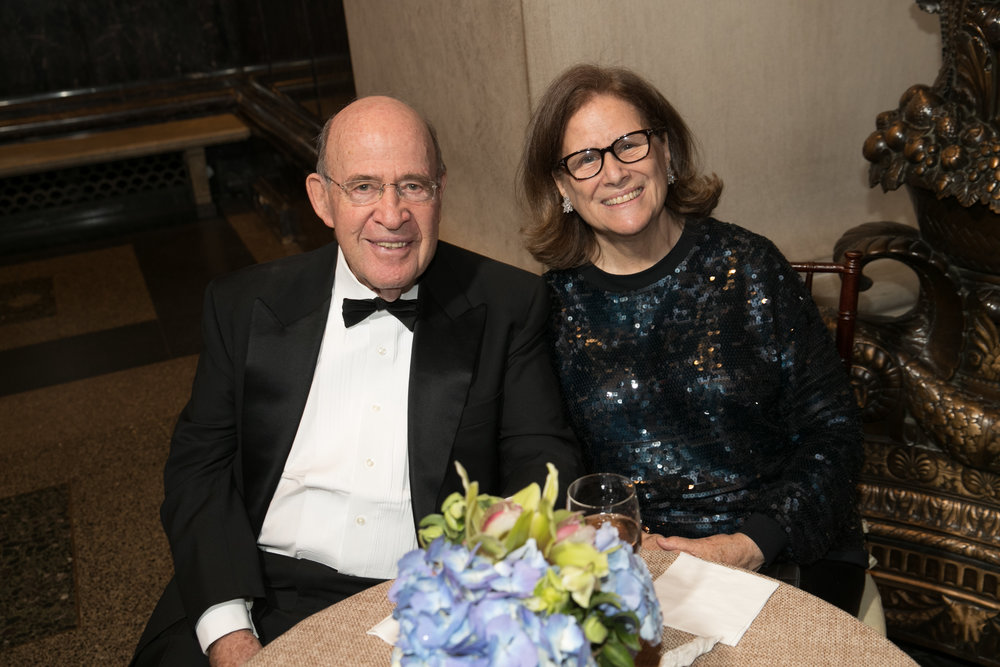 Honorable Robert and Diane Abrams