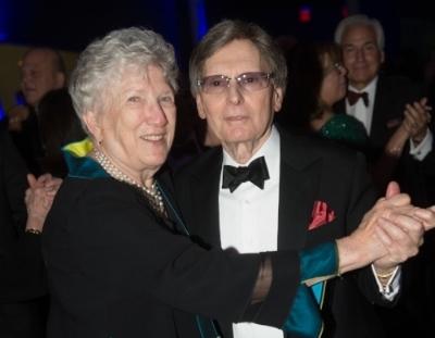 Helena and Martin Hoffman