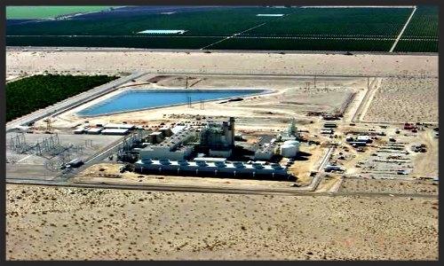 Blythe Energy Plant