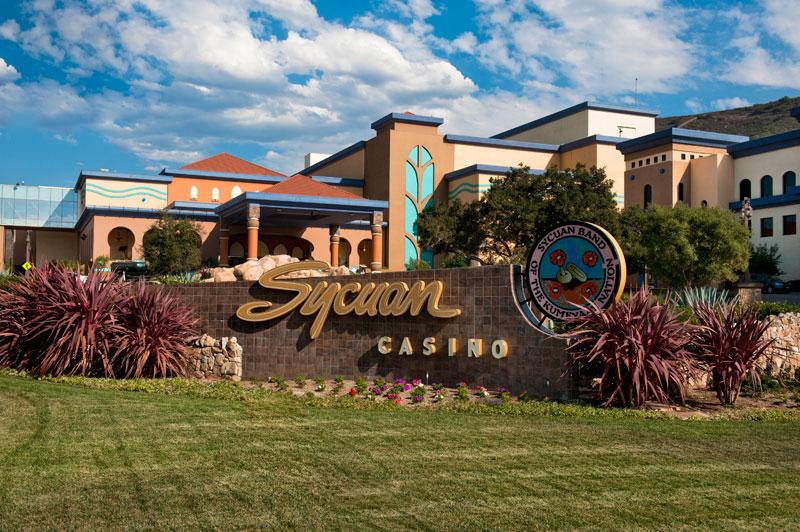 Sycuan casino & resort mount airy lodge - casino