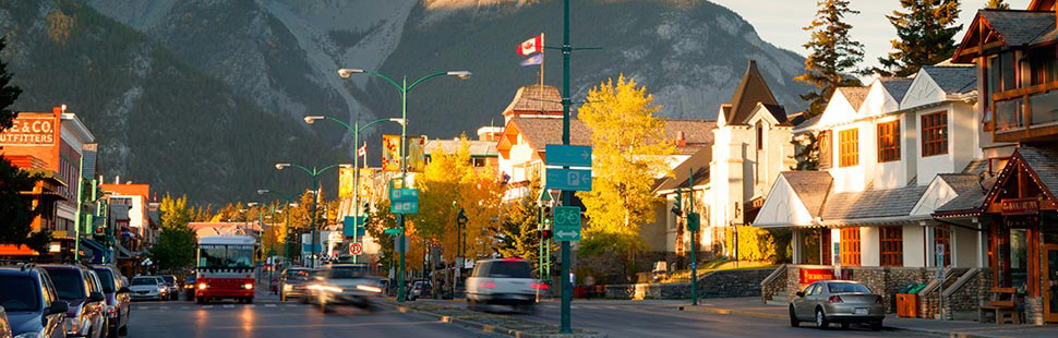 Photo Credit to Canadianstewardship.com As I failed to grab a shot of Banff Downtown