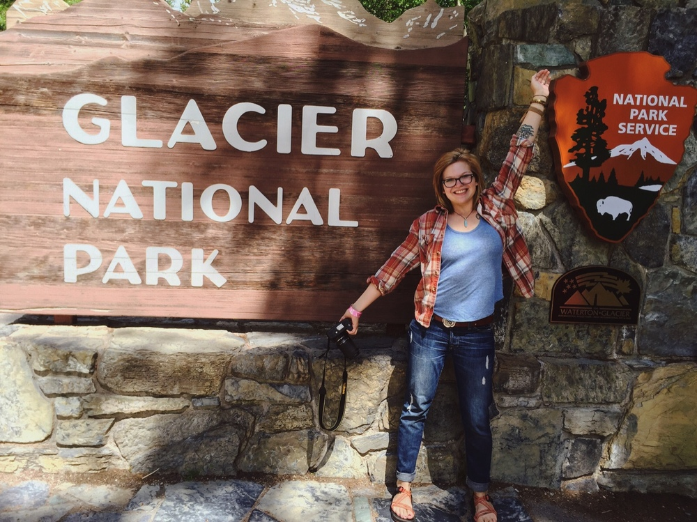 National Park Run 2016-2017: Glacier | June 2016 | All Rights Reserved 2016 Heather Woolery