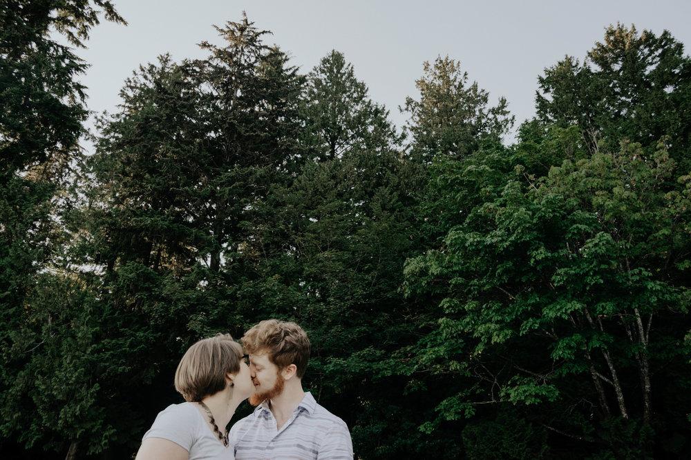 Greta+Cody | Stanley Park BC