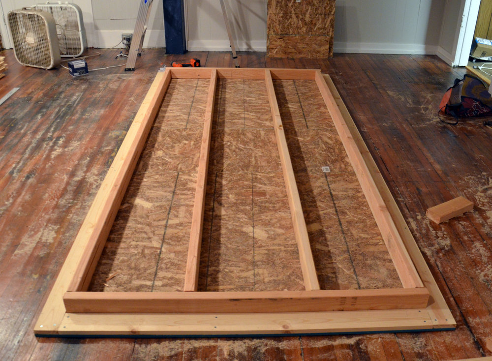 How to Build a Canvas Work Table for $200 — House of Vonne