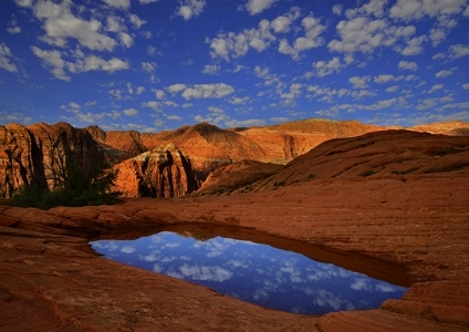 Snow Canyon Reflection.jpg