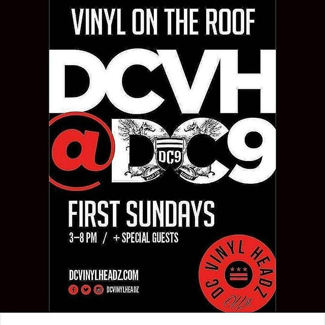 This Sunday at DC9 #DCVinylHeadz #dclife #washingtondc #dc #DCEvents