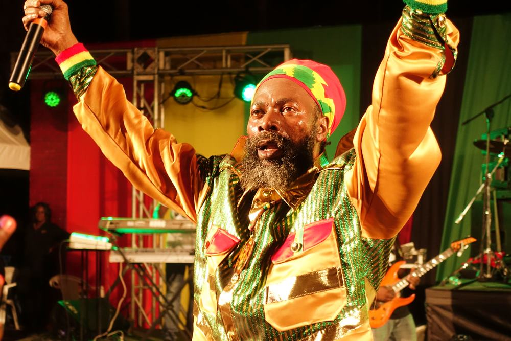 Capleton the Fireman