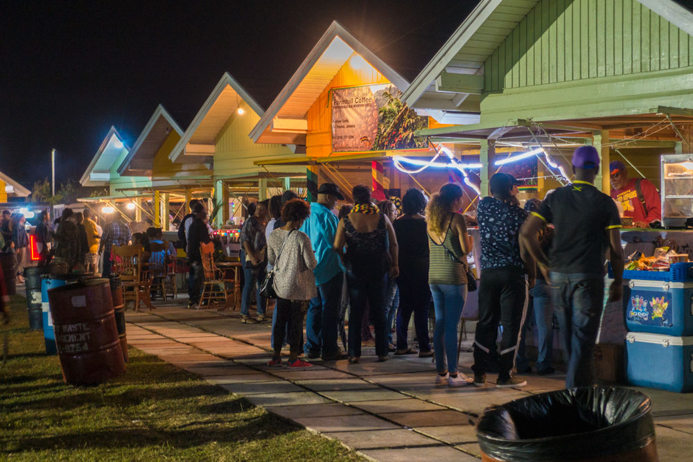Food helps patrons make it through the night