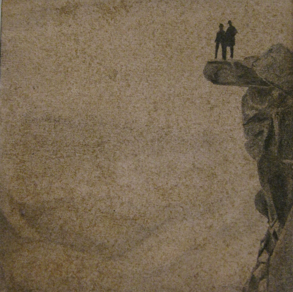 Christian Bradley West Men on Cliff, 2011.jpg