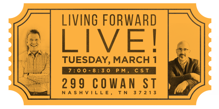 Michael Hyatt, Living Forward, Christian Bradley West