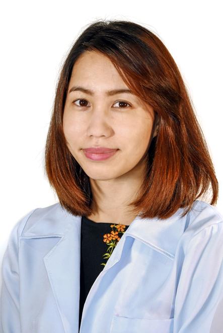 Dr.Apichaya Chuaratanaphong - Doctor of Dental Surgery, Chiang Mai University