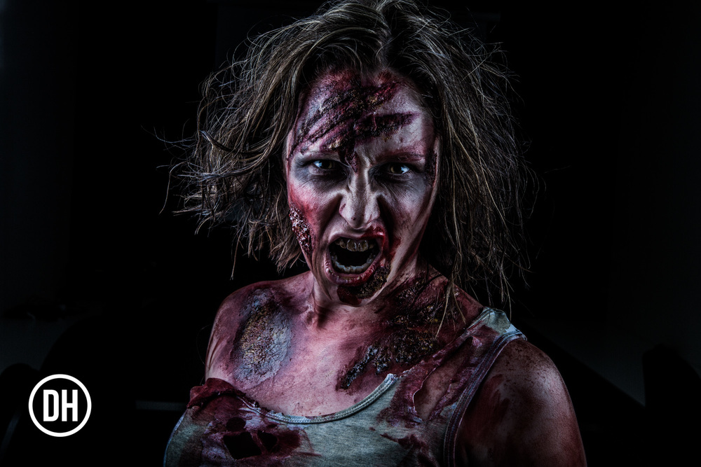 Image from the CMA Zombie assessment shoot