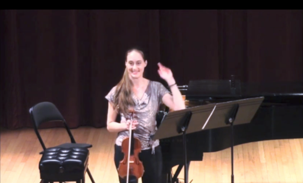 "From ""From Ethereal to Sonic"" Letcure-Recital, University of Albany, 2015.01.30"