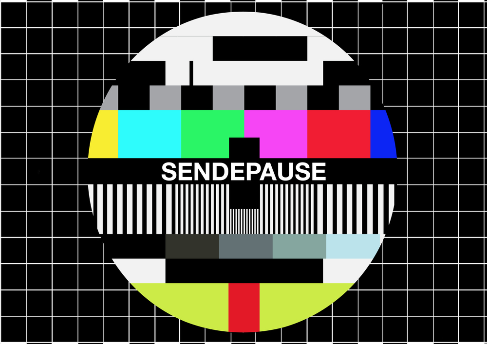 "A taste of ""Sendepause"" showing at the PIXEL - Art & Technology Exhibition @ YSG"