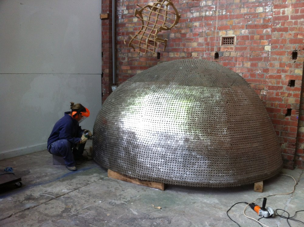 "Nice and shiny - Polishing the ""Sun"" from the Solarsystem Series"