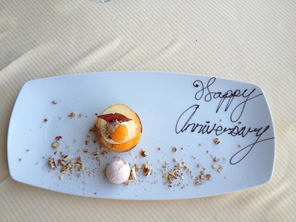 13 - Annivesary Dessert.JPG