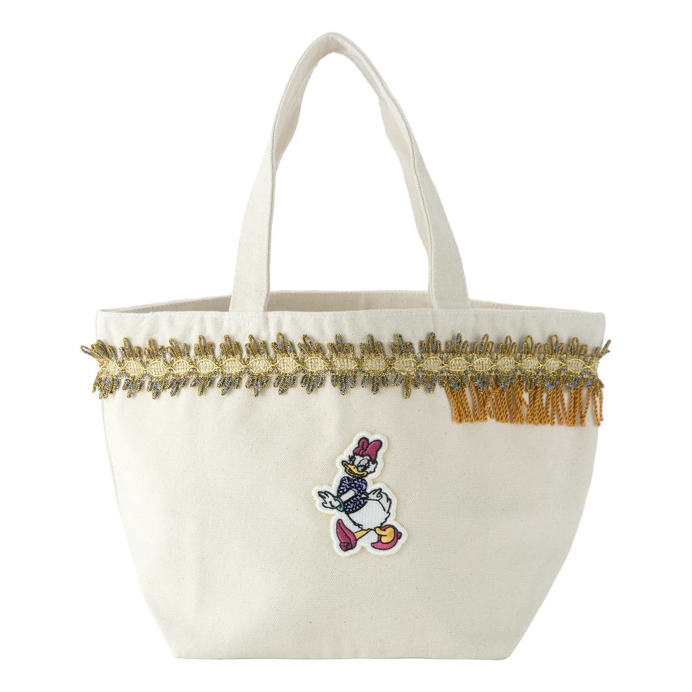 No,20201-4/LUNCH TOTE(DAISY)