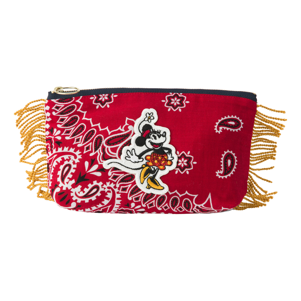 No,20200-2 POUCH(MINNIE)