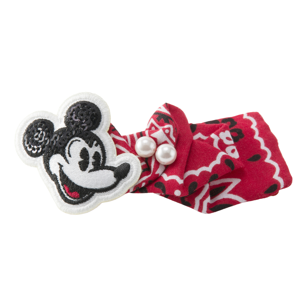 No,20119-1 BARRETTE(MICKEY)