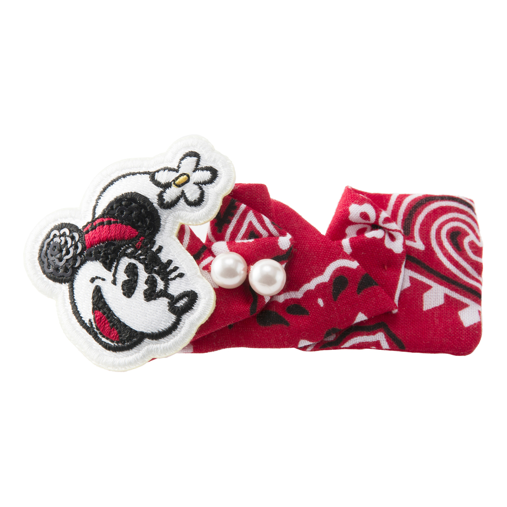 No,20119-2 BARRETTE(MINNIE)