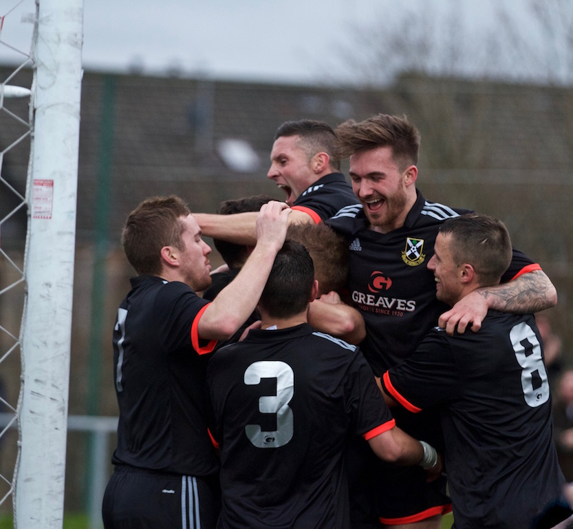 Pollok go to Petershill Park and prove a point. 5-1 to the Lok in the Glasgow Derby