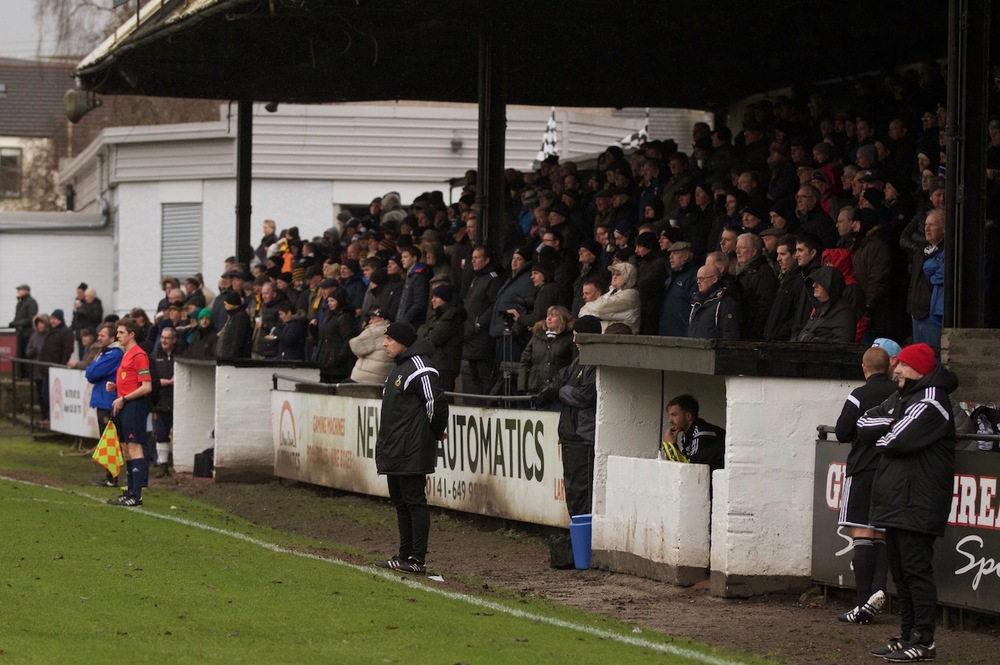 1 - Tony McInally with the Newlandsfield stand behind him copy.jpg