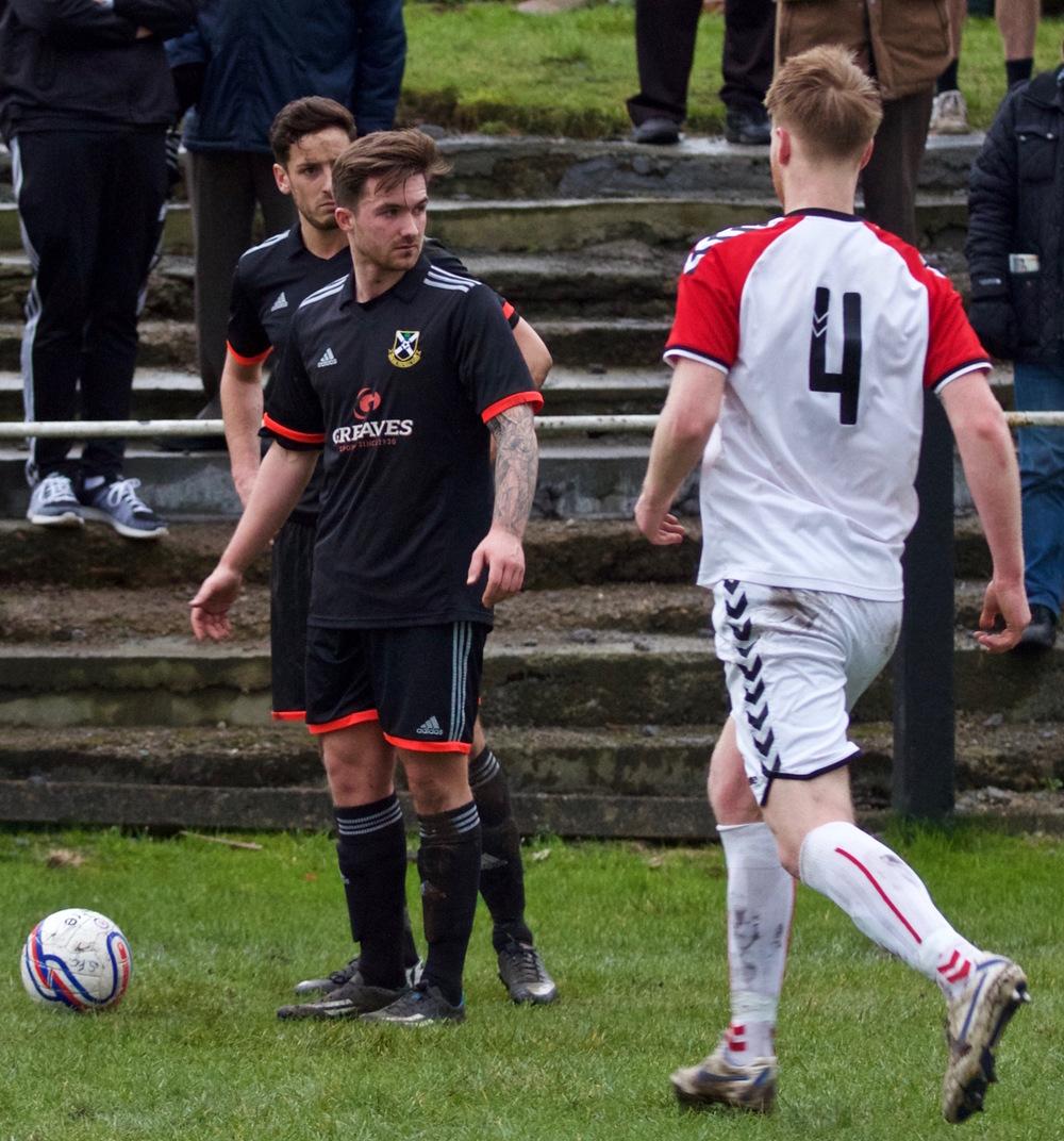 19 - Mark McLennan and Allan MacKenzie wait to take a free kick copy.jpg