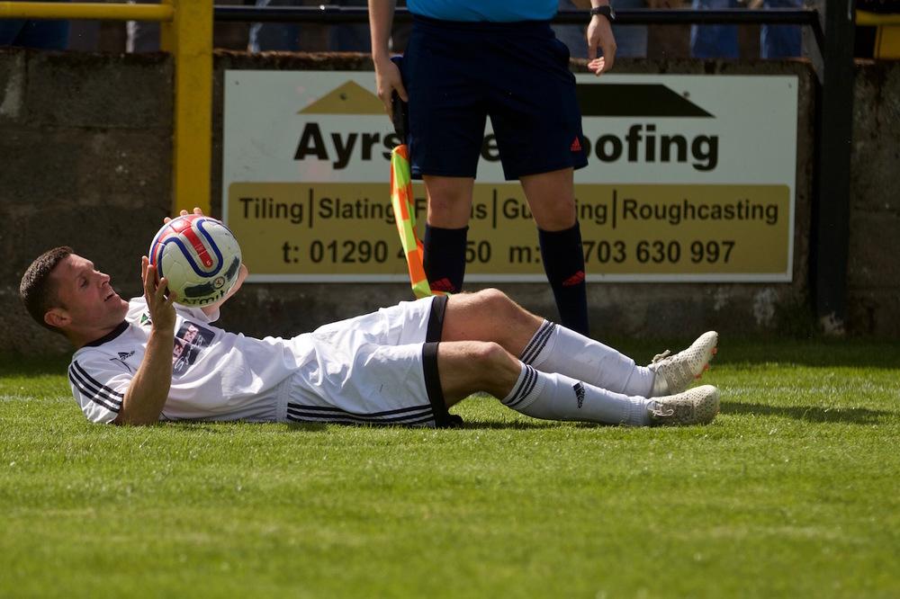 7 - Tam Hanlon practicing his Goalkeeping skills copy.jpg