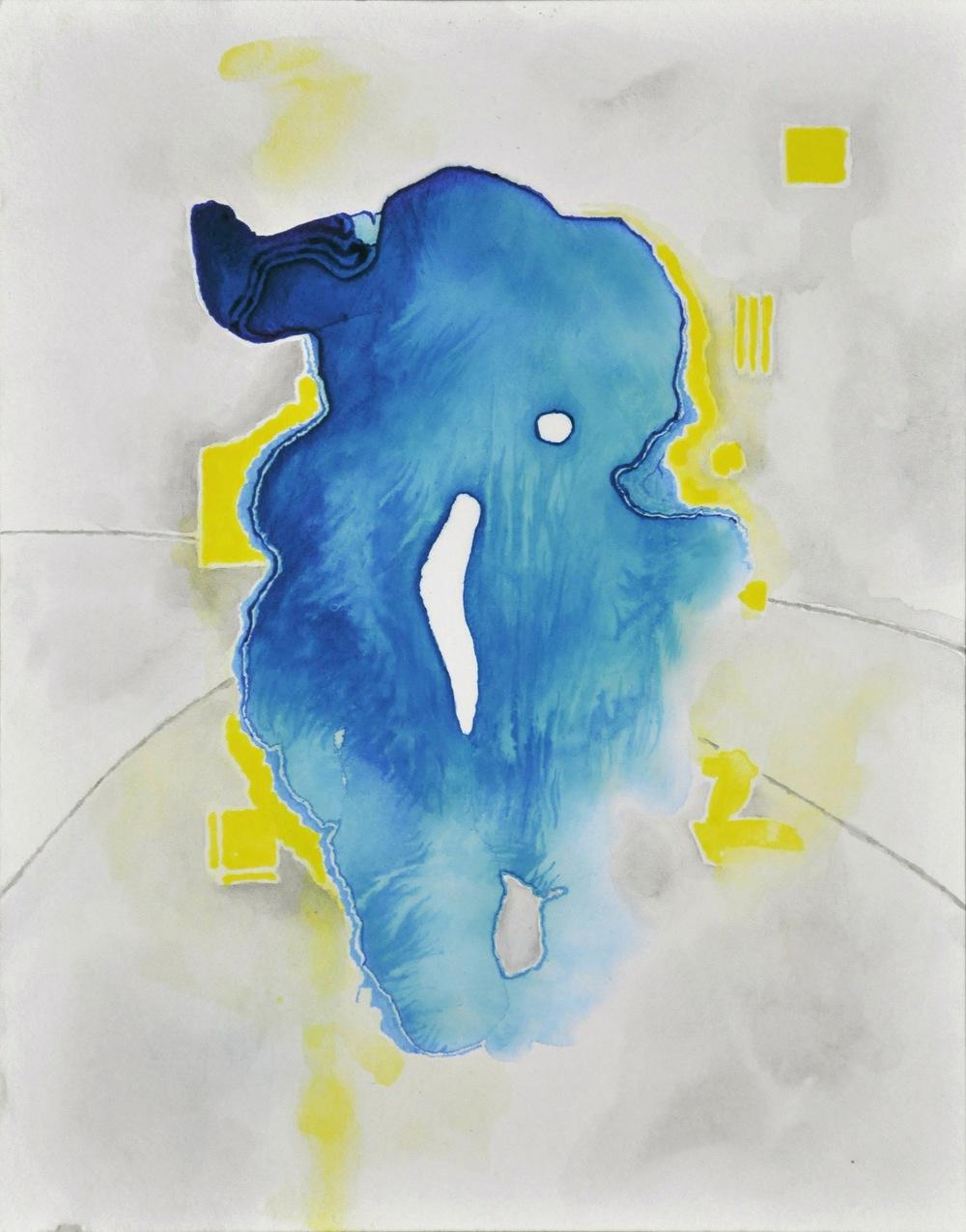 Meditation (Paehama Phusati - first touch), 2015