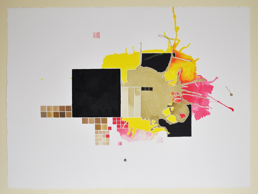Untitled (Colour Series: 5), 2012
