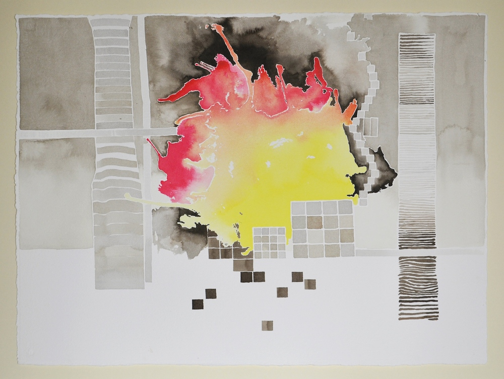 Untitled (Colour Series: 3), 2012