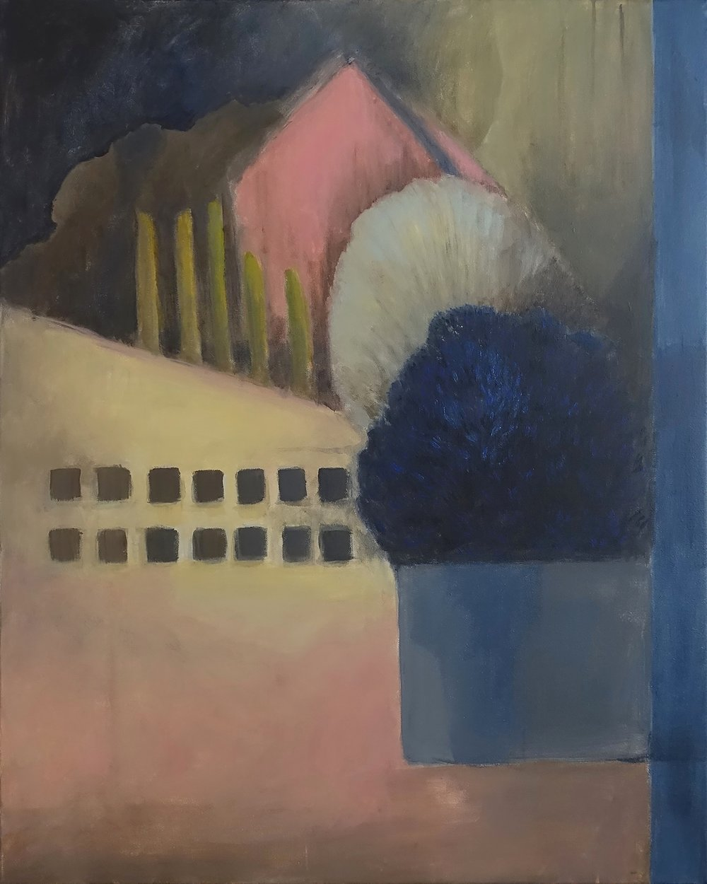 Untitled (Bush), 2018