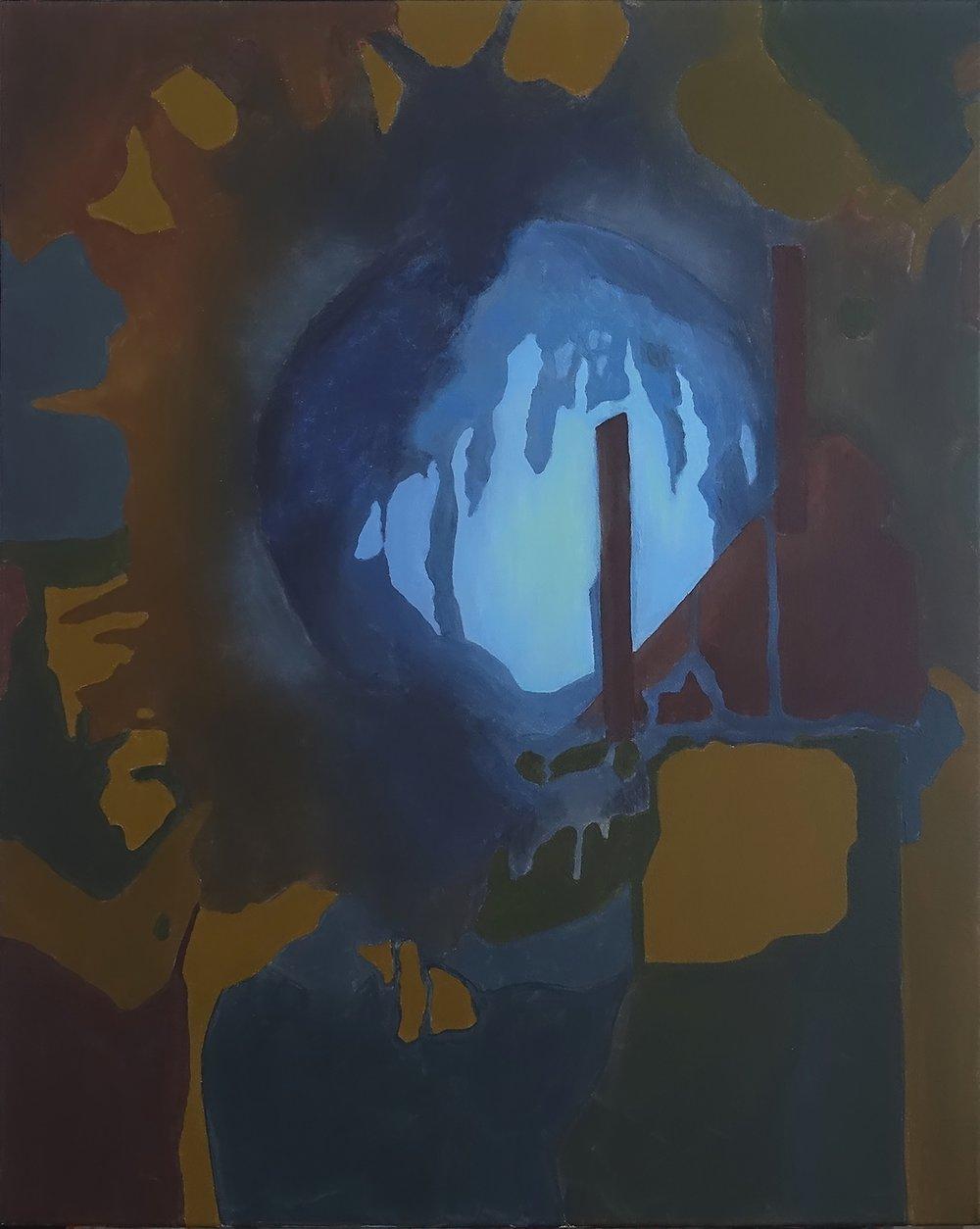 Untitled (Blip), 2018