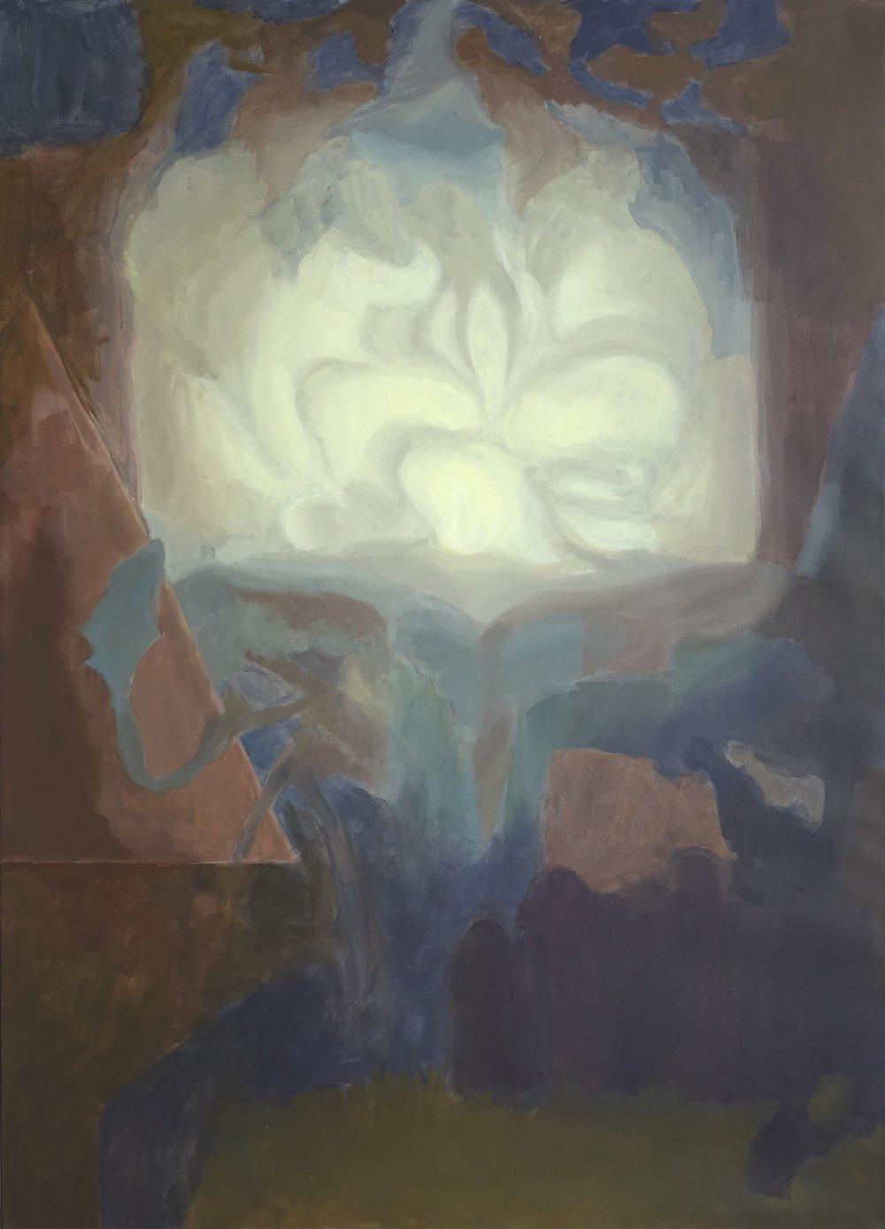 Untitled (Zh), (2018)